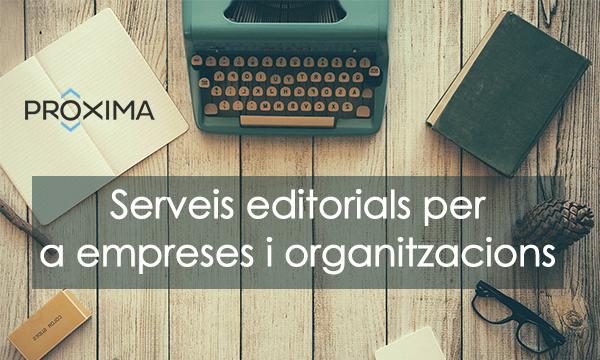 serveis editorials a catalunya