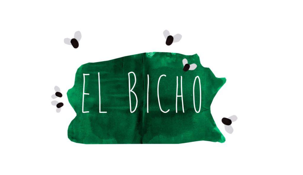 sitio del libro El Bicho