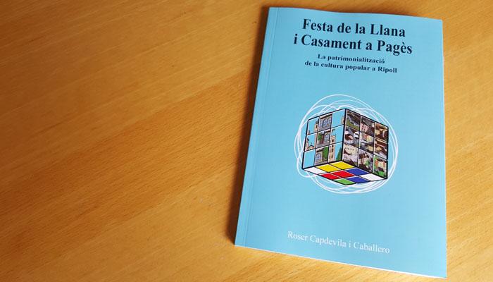 Llibre-Festa-de-la-Llana-llibre-Roser-Capdevila-Pròxima