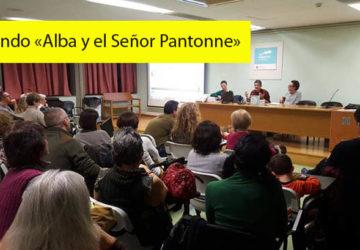 Alba y Sr Pantonne: un libro infantil crowdfundiado