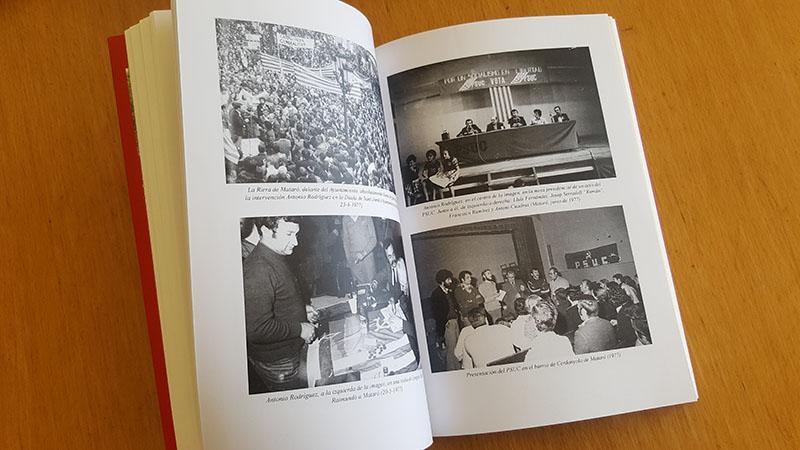 servei edicio llibres amb fotos - Antonio